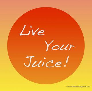 Juice poster copy