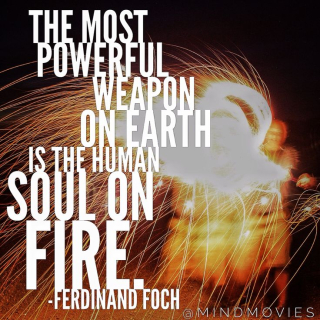 The-human-soul-on-fire-ferdinand-foch-daily-quotes-sayings-pictures